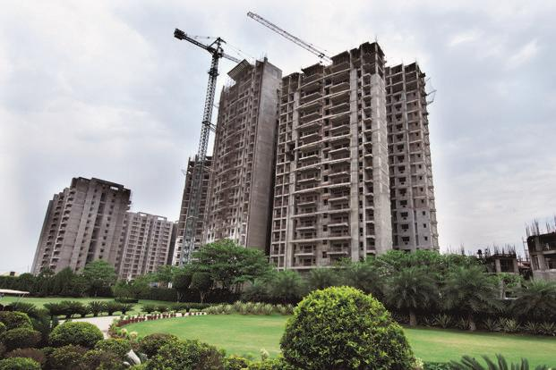 Real estate developers claim that their acquisitions through proxies should not be treated in the same manner as any other transaction aimed at tax evasion or concealment of wealth. Photo: Ramesh Pathania/Mint