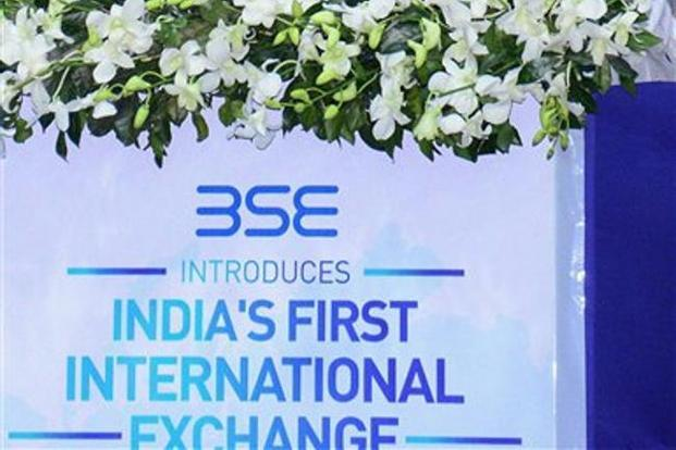 India INX, the wholly-owned subsidiary of Asia's oldest bourse BSE, had commenced trading at Gujarat International Finance Tech (GIFT) city on 16 January this year. Photo: PTI