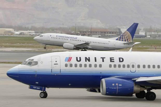 United Continental is the holding company of United Airlines which hit the headlines after it manhandled a passenger who refused to deplane. Photo: Getty Images