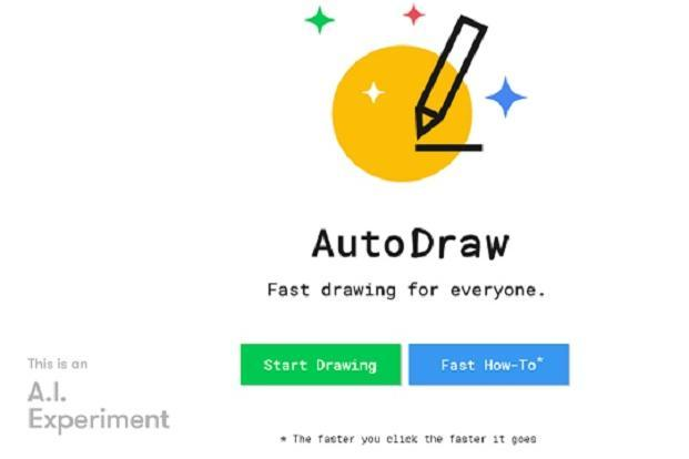 AutoDraw's real attraction lies in the fact that anyone can have a drawing ready in a matter of seconds without having to pay a dime.