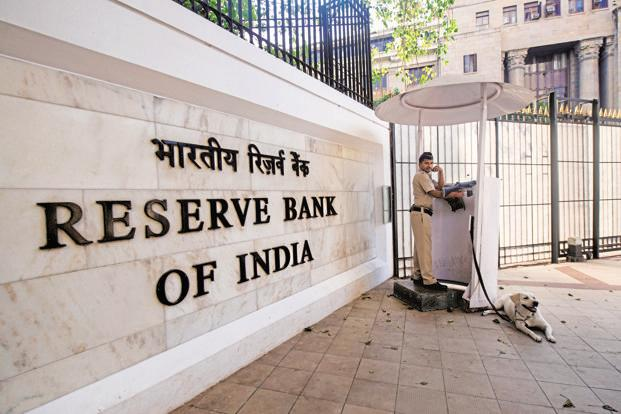 On bad loan ratios, the RBi said the first threshold will be triggered if a bank's net non-performing assets ratio crosses 6%. Photo: Mint