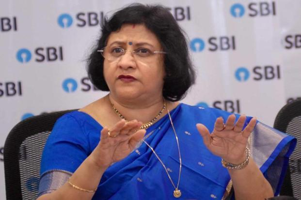 Arundhati Bhattacharya said the RBI would need to offer rates matching or higher than the reverse repo rate of 6.00%. Photo: PTI