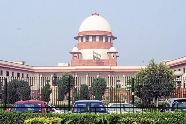 The Supreme Court was hearing a case filed by Tamil Nadu Centre for Public Interest Litigation seeking the court's intervention in providing relief to farmers affected by drought in the state. Photo: Mint