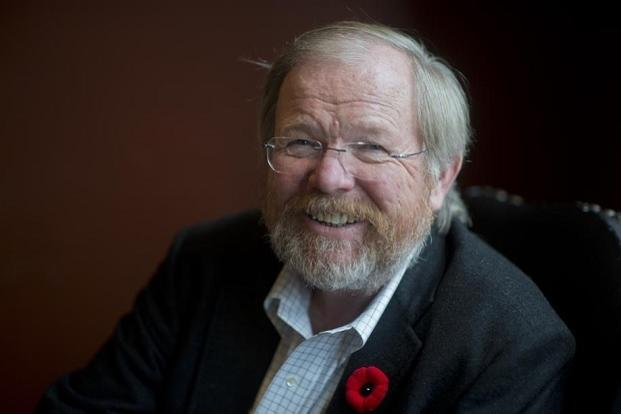 Bill Bryson. Photo: Getty Images.