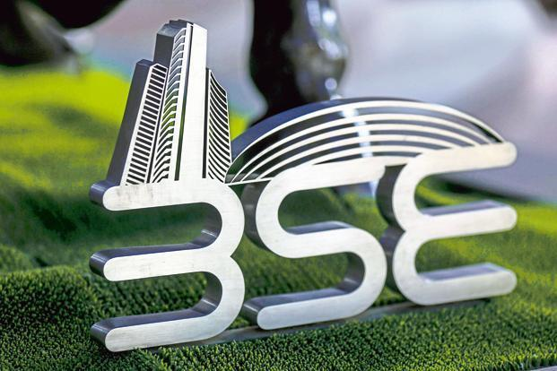 BSE Sensex closed lower by 182 points, or 0.61%, to 29,461, while the Nifty 50 fell 53 points, or 0.57%, to 9,151 on Thursday.  Photo: Bloomberg