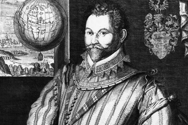 Francis Drake. Photo: Getty Images.