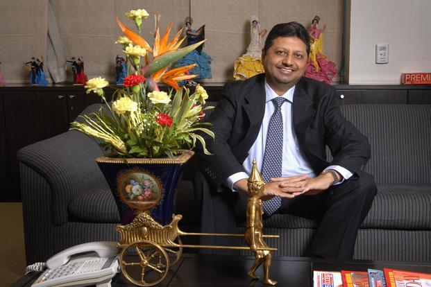 File photo of Khushru Jijina, managing director of Piramal Finance. Photo: Abhijit Bhatlekar/Mint