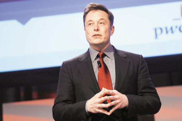 A file phot of Elon Musk, CEO of Tesla.  Photo: Reuters