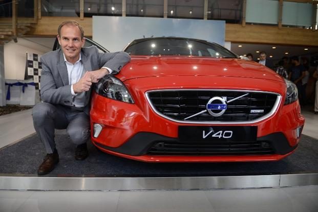 Volvo Cars Launches S60 Polestar At Rs52 5 Lakh In India Livemint