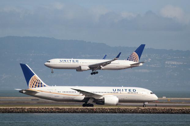United should have dealt with the sold-out situation before starting the boarding process. Photo: Reuters