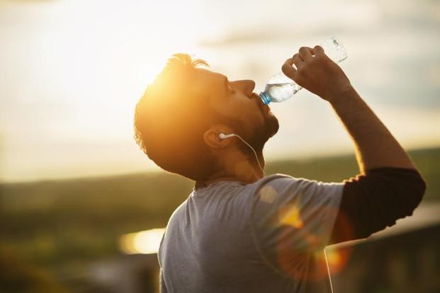 Keep yourself well hydrated. Photo: iStockphoto