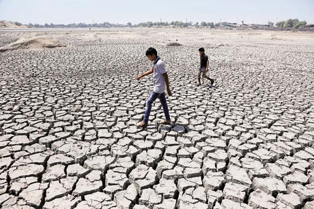 The northerly winds bring dry and hot winds to Maharashtra which have increased the day temperatures at several places in the state. Photo: AP