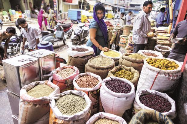 Wholesale inflation falls to 5.7pc even as food prices heat up