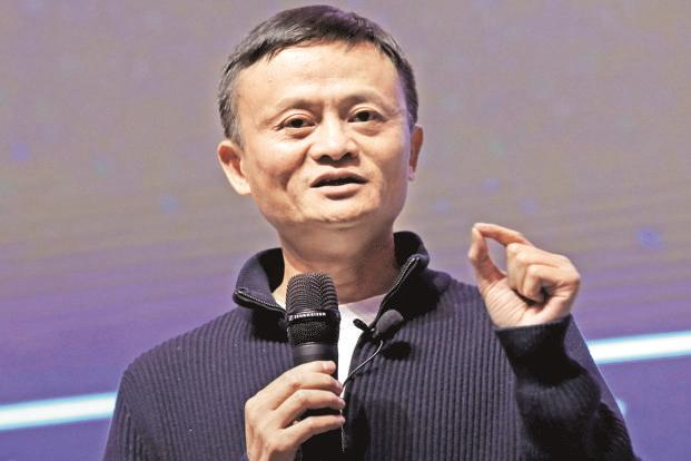 It's a good thing Jack Ma's back. And with more money, too