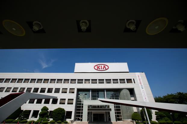 South Korean Kia Motors will make Rs10,000-crore investment in Andhra Pradesh in two phases. Photo: Bloomberg