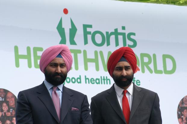 Singh brothers—Malvinder and Shivender—have sold 80% in Religare Health Insurance to a clutch of investors led by True North to pare debt. Photo: HT