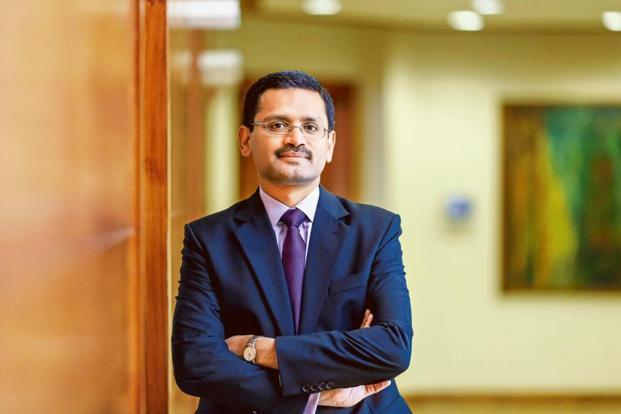 Rajesh Gopinathan favours a policy of engagement with various stake holders on the issue of H1B visas in the US. Photo: Bloomberg.