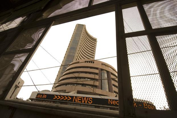 BSE Sensex had lost 374.69 points in the previous three sessions largely on weak global cues on rising geo-political concerns. Photo: Mint