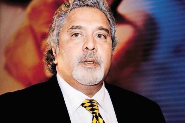 Vijay Mallya. Photo: Mint
