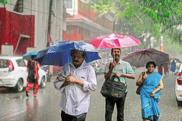 India's monsoon rains seen at average levels in 2017
