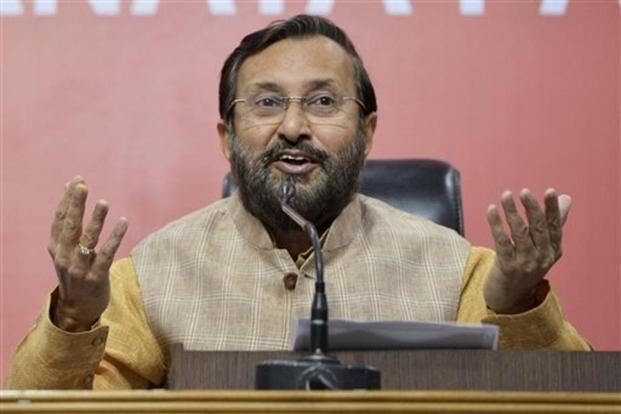 Prakash Javadekar urged the teachers to refrain from going to strike in view of the examination time and to avoid any disruption in the academic functioning of the varsities. Photo: PTI