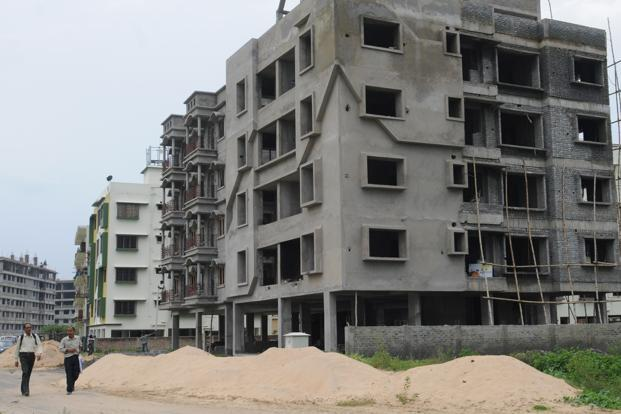 Four years into the slowdown, real estate funds that invest in residential projects have slowed investments as property prices remain stagnant, sales tepid and the same set of projects come up for multiple rounds of refinancing. Photo: Indranil Bhoumik/Mint