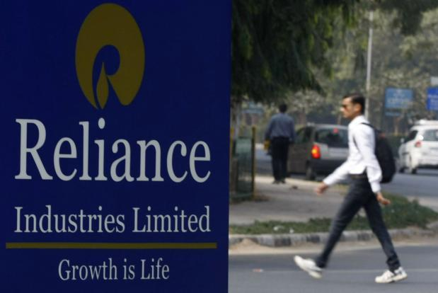 RIL shares have gained 29.3% for the year to date. Photo: Reuters