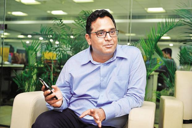 SoftBank will buy some shares from Paytm investor SAIF Partners and One97 Communications founder Vijay Shekhar Sharma as part of the $1.5 billion fundraising deal. Photo: Pradeep Gaur/Mint