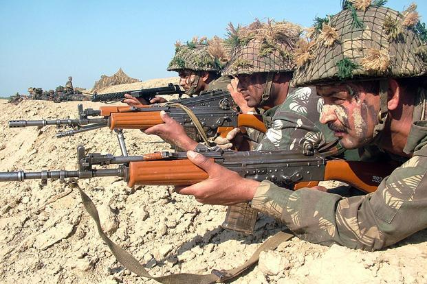 'Accidental fire' kills 2 Indian soldiers in last two days in IOK