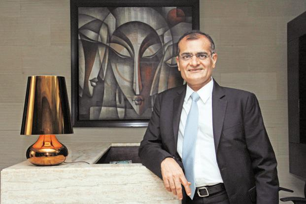 Rashesh Shah, chairman and CEO of  Edelweiss Group. Photo: HT