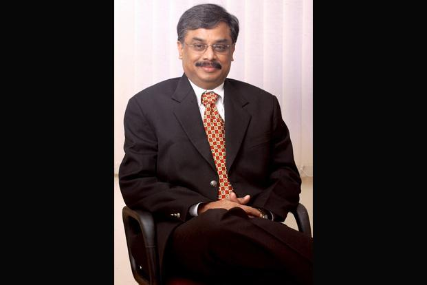 A file photo of R. Sridhar. He will invest a significant amount of his own capital in IndoStar.