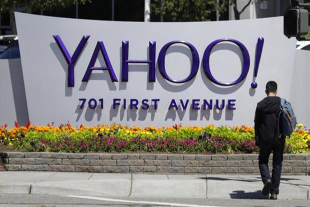 In September, investors got a surprise when Yahoo said the personal information from at least 500 million user accounts was stolen in 2014. Photo: AP