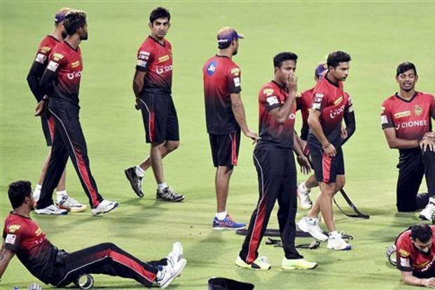 KKR host Gujarat in IPL 2017 fixture