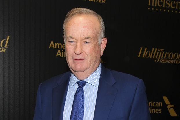 Women rights activists declared O'Reilly's dismissal a victory and said they hoped it would encourage victims of sexual harassment to speak out. Photo: AP