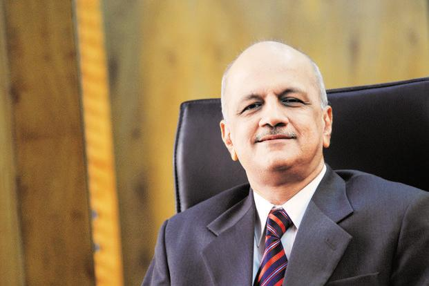 R. Chandrashekhar, president of IT industry body Nasscom. Photo: Pradeep Gaur/Mint