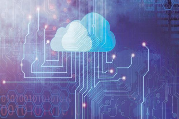 The cloud computing system can be of help to departments specially in handling sudden load of web traffic generated to access their websites. Photo: iStockphoto