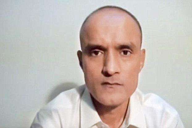 File photo of former Indian naval officer Kulbhushan Jadhav who has been sentenced to death by a Pakistani military court on charges of 'espionage'. Photo: PTI.