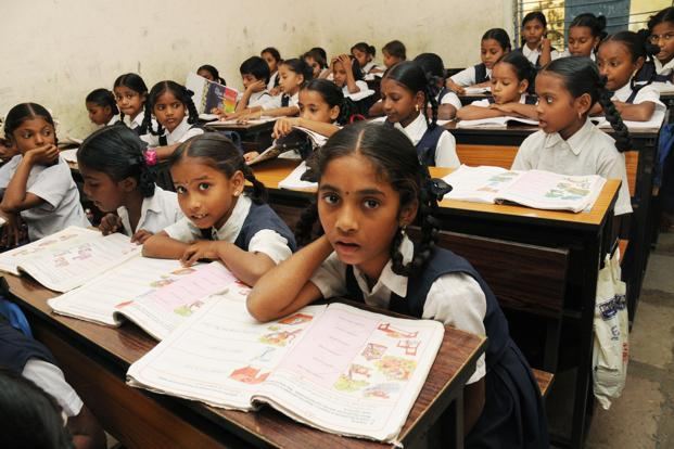 CBSE has also reiterated its directive to schools to stick to books published by the NCERT. Photo: Mint