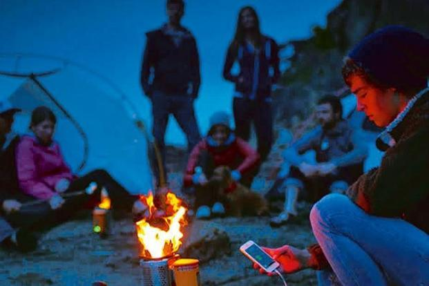 The BioLite CampStove 2 is available for $130 (around Rs8,500). Photo: BioLite