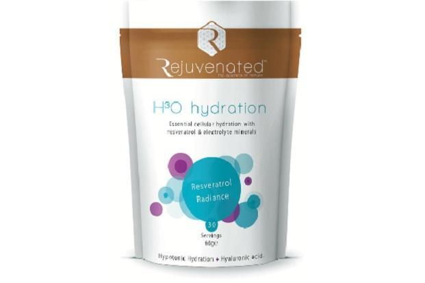 H3O Hydration drink.