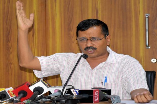 Arvind Kejriwal says LG Anil Baijal targets him every day