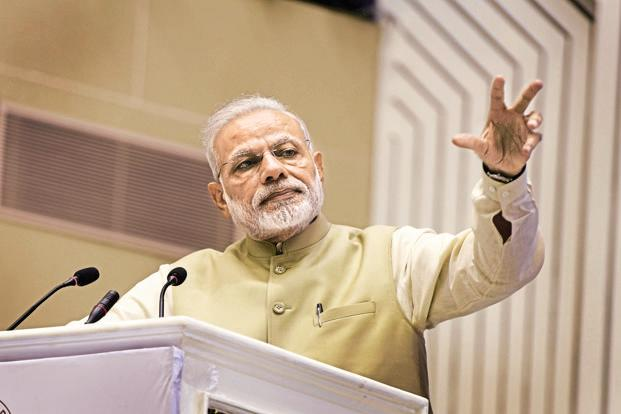 Ahead of the 2014 Lok Sabha polls, PM Narendra Modi had often mentioned that he used to sell tea during his childhood at  Gujarat's Vadnagar railway station. Photo: Sushil Kumar/HT