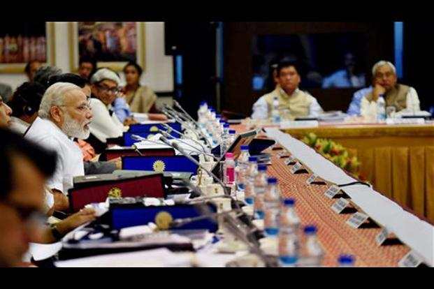 Niti Aayog meeting: GST great illustration of cooperative federalism, says Modi