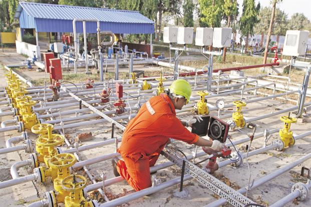 ONGC currently produces around 23 billion cubic metres (bcm) of gas a year, which is expected to go up to 29-30 bcm in four years. Photo: Reuters