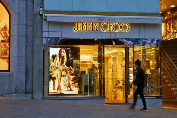 Jimmy Choo has seen its shares rebound over the past nine months as demand for premium goods has revived. Photo: Reuters