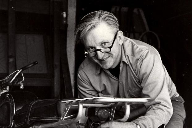 Robert Pirsig passed away in Maine, US, at the age of 88, on Monday. Photo: William Morrow/AP