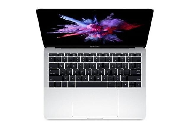 The Macbook Pro 13 is available at a 5% discount on Axis Bank credit cards.