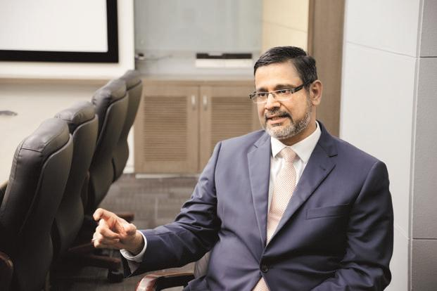 Wipro CEO Abidali Neemuchwala believes that his year-long strategy is progressing well, even as the IT firm posted strong Q4 results on Tuesday. Photo: Hemant Mishra/Mint