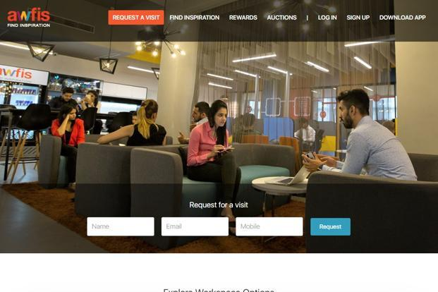 Awfis, which opened its first shared workplace for start-ups in Delhi in 2015, is a joint venture between Nelson India founder Amit Ramani and The Three Sisters: Institutional Office.