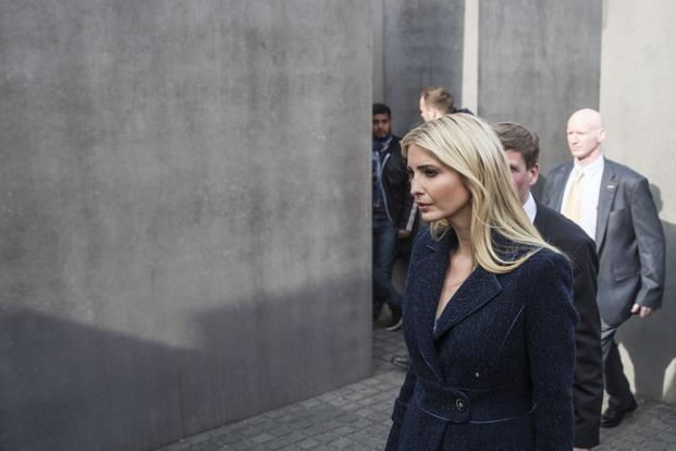 Ivanka Trump rubs shoulders with Merkel, Lagarde at Berlin women's summit